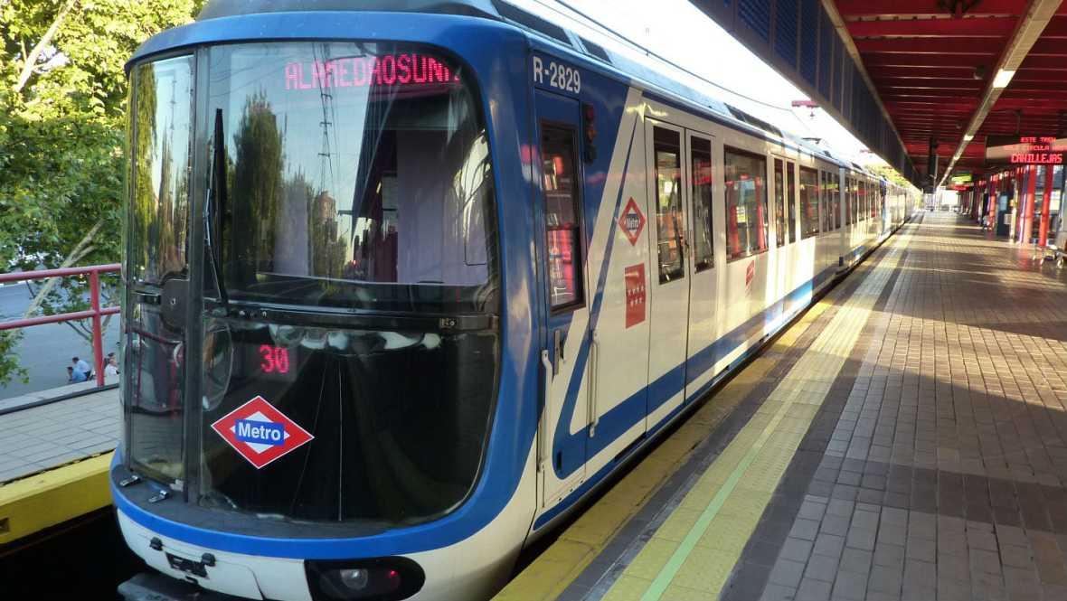 Las cuñas de RNE - Metro de Madrid en 'Memoria de delfín' - Escuchar ahora