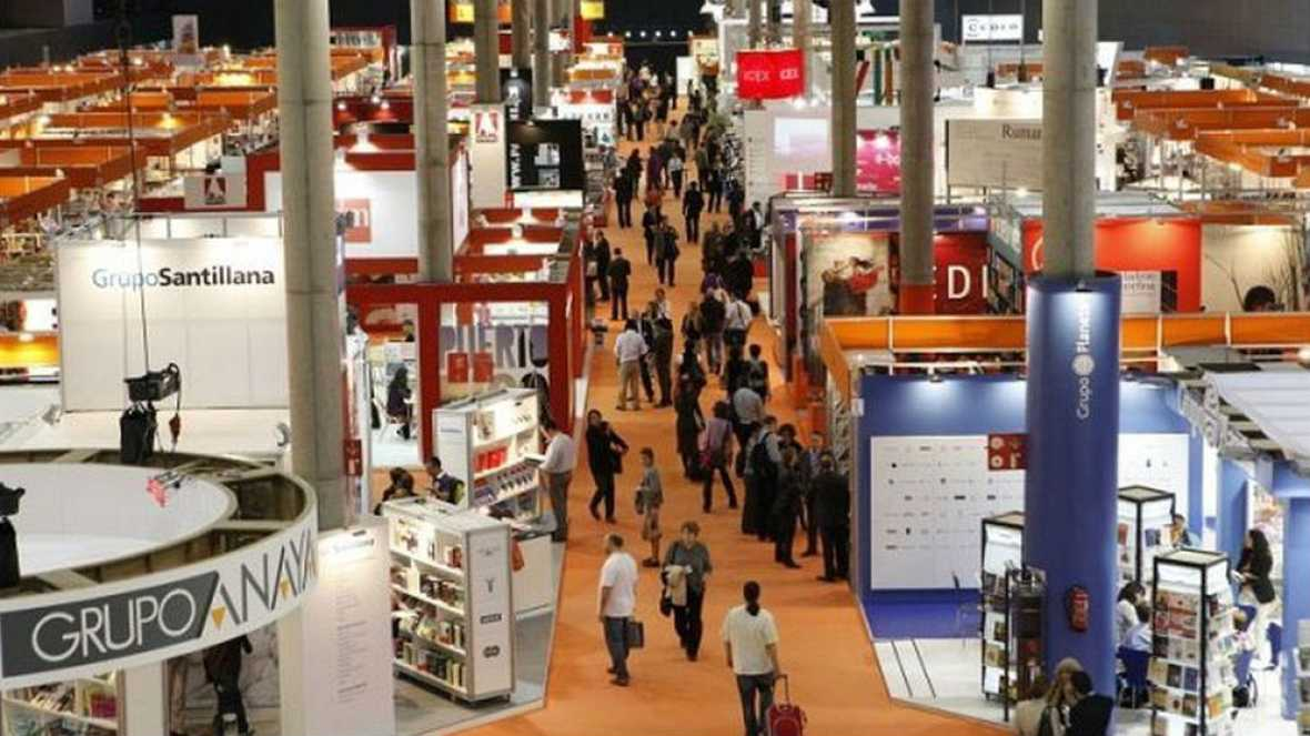 Radio 5 Actualidad - Liber, la Feria Internacional del Libro, abre sus puertas en Barcelona - 12/10/16 - Escuchar ahora