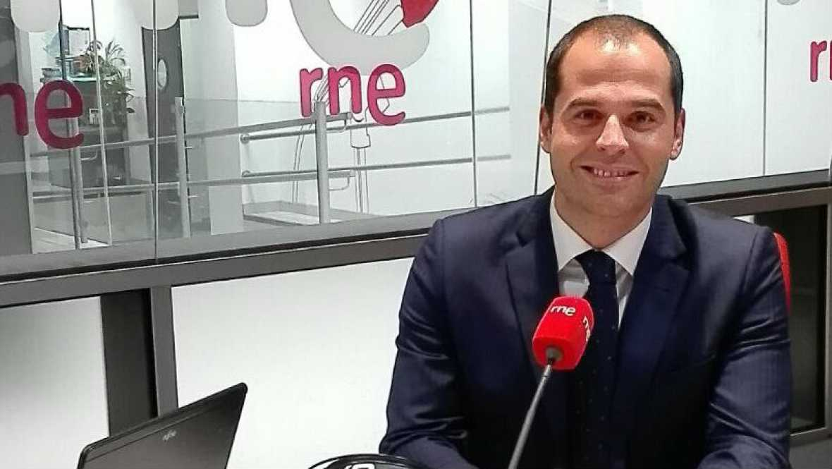 """Las mañanas de RNE - Ignacio Aguado (C's): """"Creo que España se va a poner en marcha"""" - Escuchar ahora"""