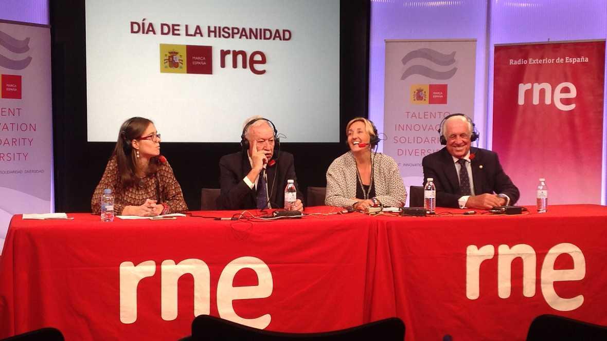 Marca España - Celebramos el Día de la Hispanidad desde Casa de América con José Manuel García Margallo y Carlos Espinosa de los Monteros - 12/10/16 - Escuchar ahora