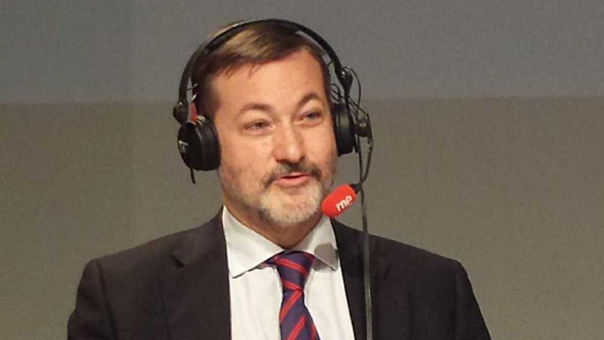 Marca España - Rafael Rodríguez-Ponga, secretario general del Instituto Cervantes - Escuchar ahora