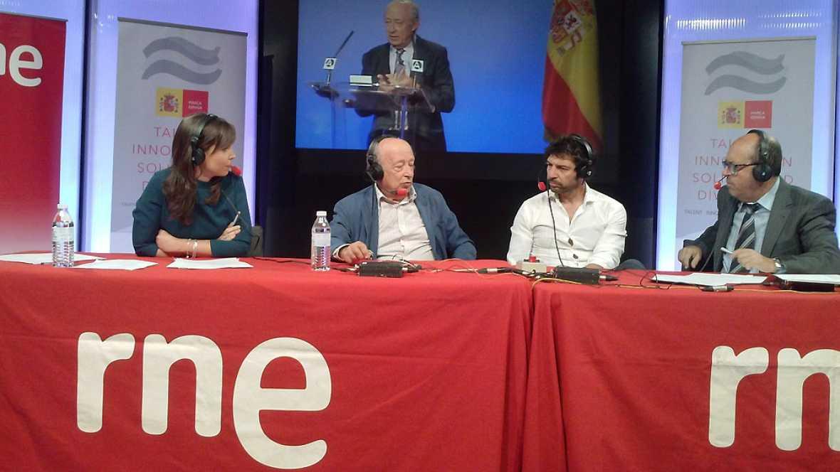 España vuelta y vuelta - En casa América - 12/10/16 - escuchar ahora