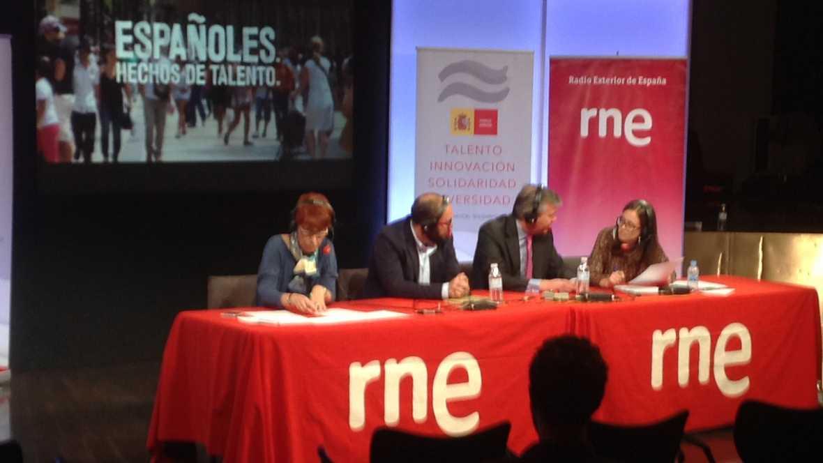 Marca España - Campaña 'Hechos de Talento' - escuchar ahora