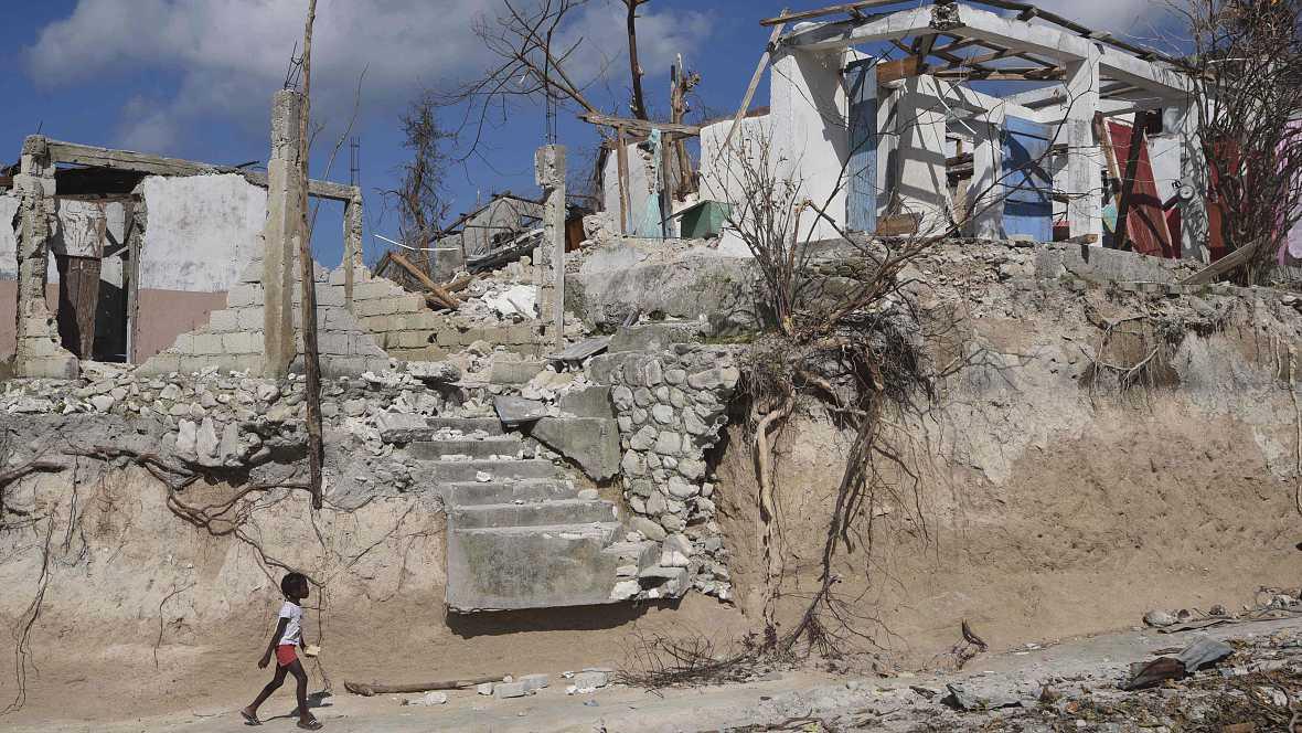 Cruz Roja - Huracán en Haití - 13/10/16 - Escuchar ahora