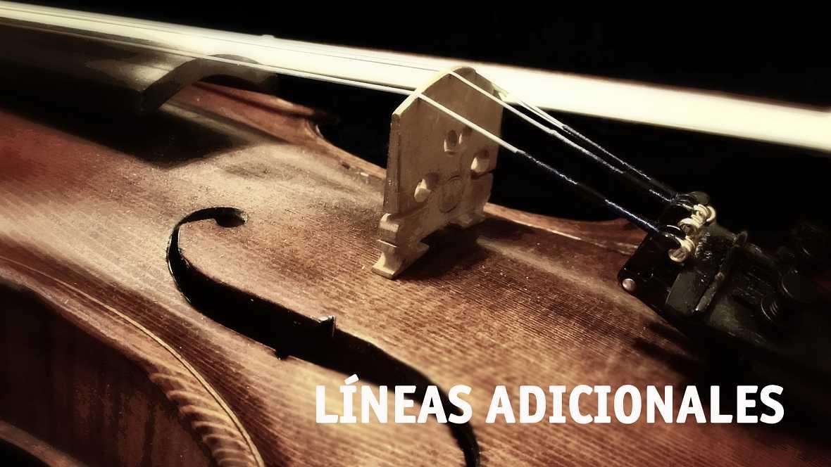 Líneas adicionales - 13/10/16 - escuchar ahora