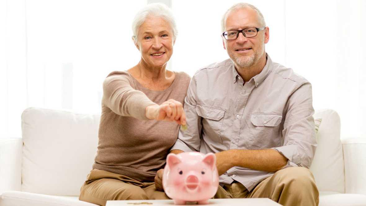 España vuelta y vuelta - El futuro de las pensiones - 13/10/16 - escuchar ahora