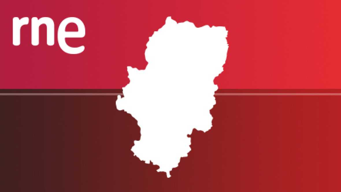 Informativo de Aragón - El rector de la Universidad de Zaragoza reclama, en las Cortes de Aragón, recortar plazos para las obras de la Facultad de filosofía - 13/10/2016 - Escuchar ahora