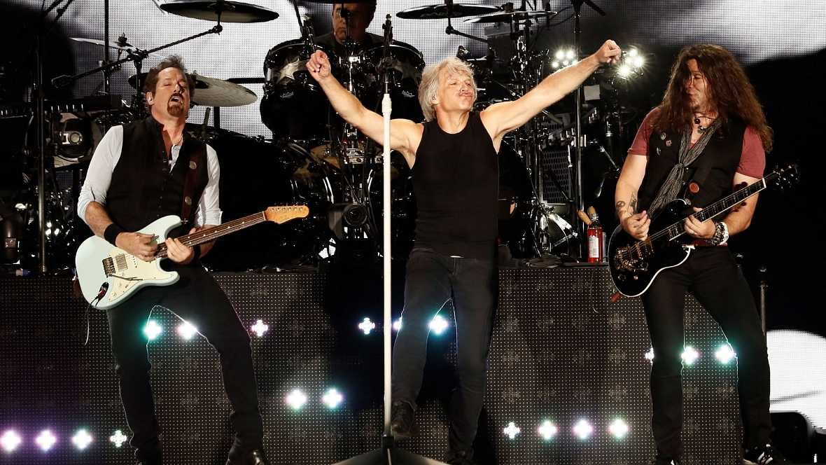Leyendas del Fénix - Bon Jovi - Escuchar ahora