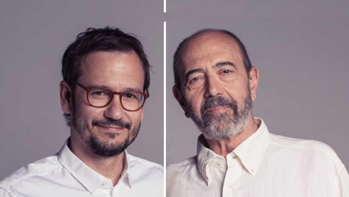 España.com en REE - David Serrano y Miguel Rellán - escuchar ahora