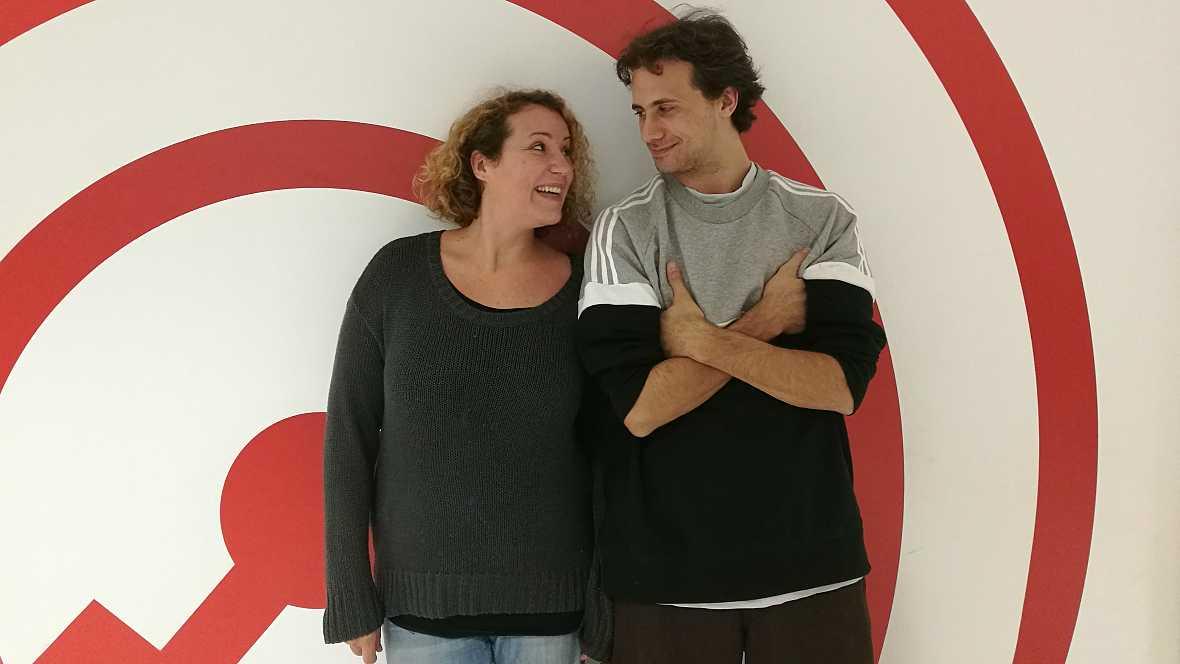La sala - Oriol Pla y Lali Álvarez hablan de 'Ragazzo' - 14/10/16 - Escuchar ahora