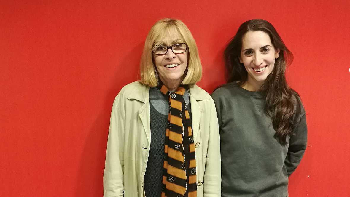 La sala - Cristina Rota y Nur Levi habla de 'Lo que no te digo' - 14/10/16 - Escuchar ahora