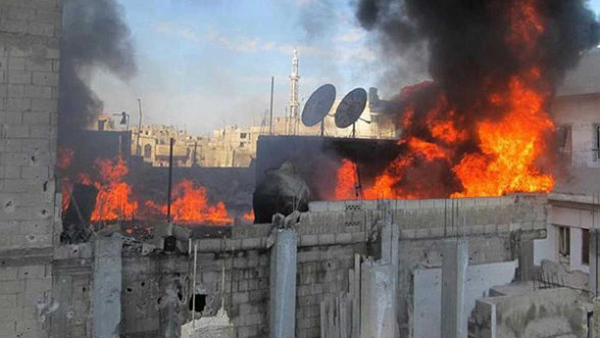 Travesías en Radio 5 - Fuentes informativas del conflicto sirio - 14/10/16 - Escuchar ahora
