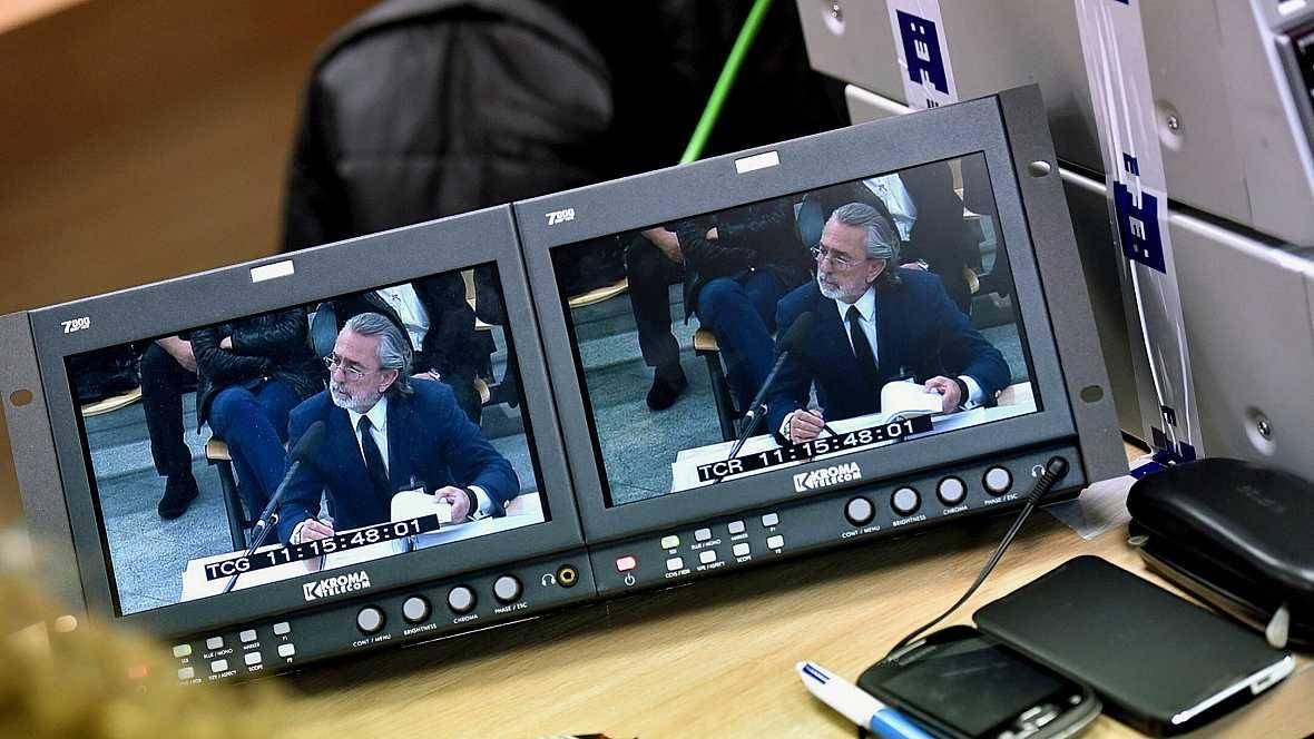 Boletines RNE - Correa sigue dando detalles sobre la trama Gürtel - 14/10/16 - Escuchar ahora