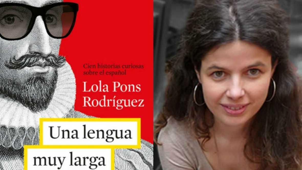 """Libros de arena - Lola Pons nos presenta """"Una lengua muy larga"""" - 15/10/16 - Escuchar ahora"""
