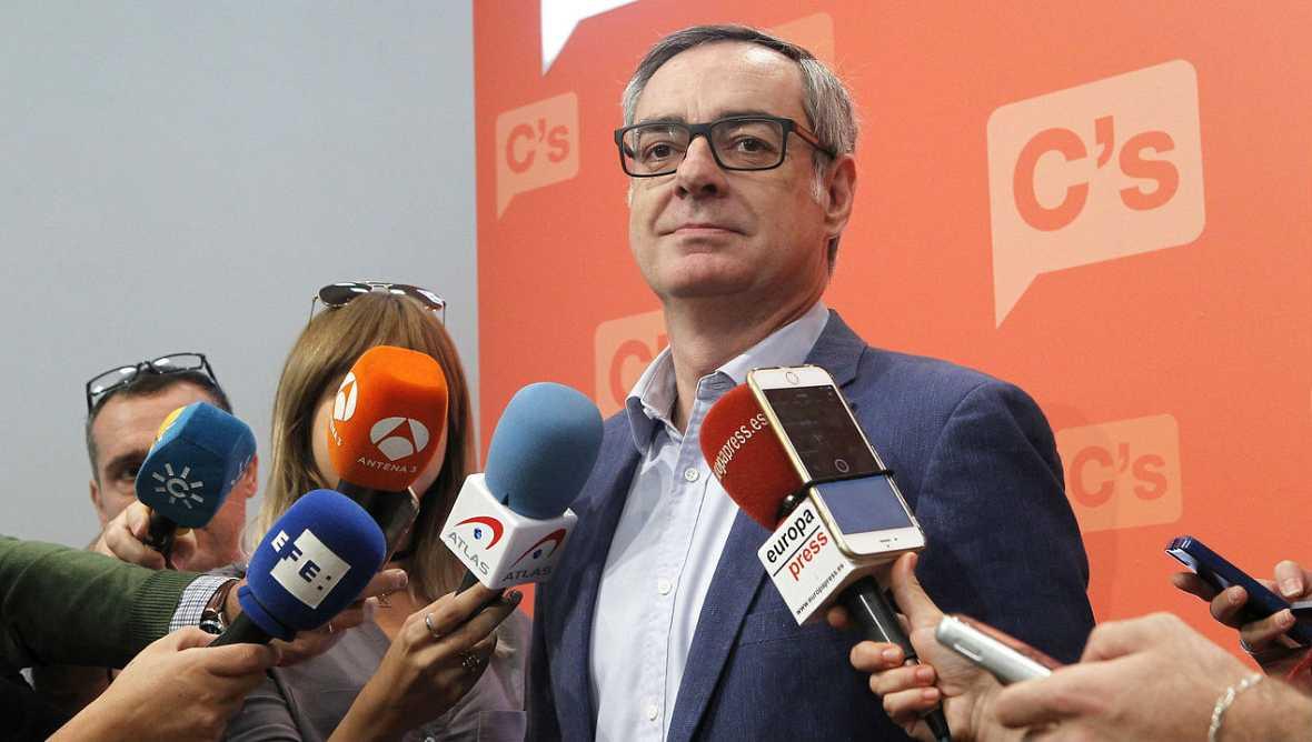 Boletines RNE - Villegas: Más cerca del cambio con Rajoy sentado en una comisión de investigación por la Gürtel - Escuchar ahora