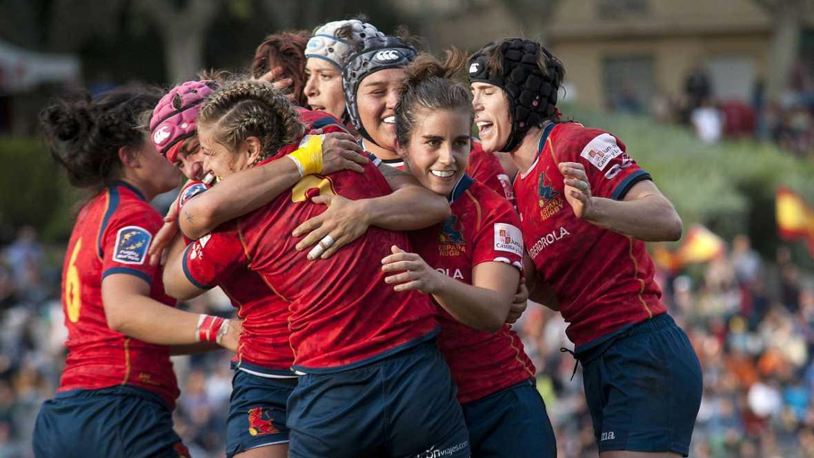Tablero Deportivo - Patricia García: Nuestro próximo objetivo el mundial de rugby - Escuchar ahora