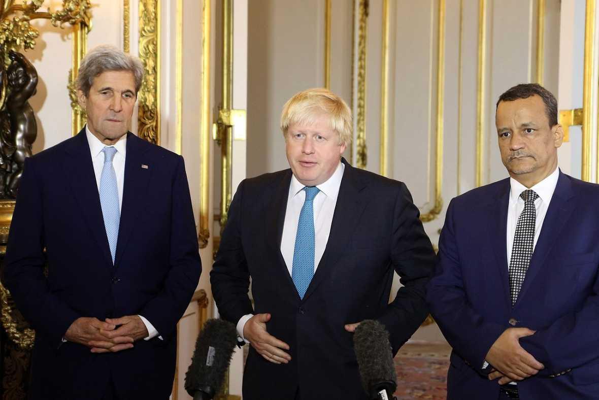 Informativos fin de semana - 24 horas - Estados Unidos confía en imponer un nuevo alto el fuego en Siria presionando a  Rusia e Irán - Escuchar ahora