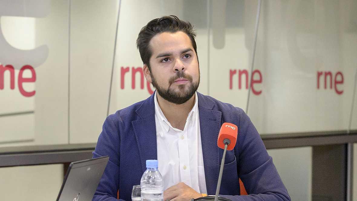 """Las mañanas de RNE - Fernando de Páramo (C's): """"No le haremos la lista de ministros a Rajoy"""" - Escuchar ahora"""