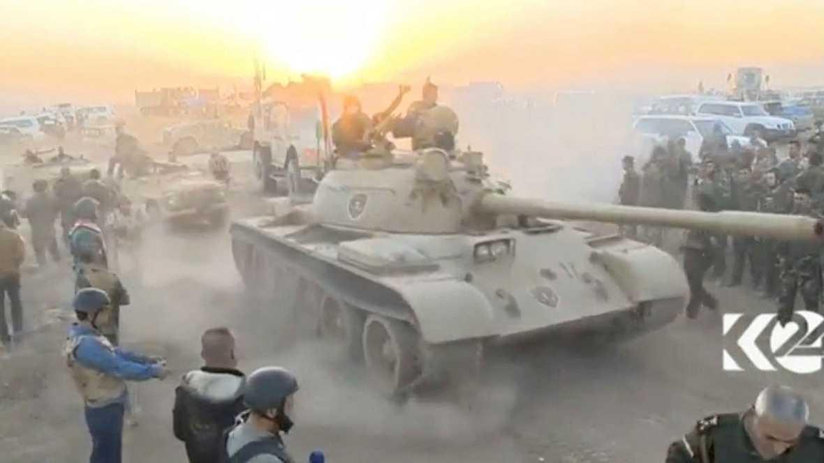 Las mañanas de RNE - AI acusa al ejército iraquí de violaciones de los derechos humanos - Escuchar ahora