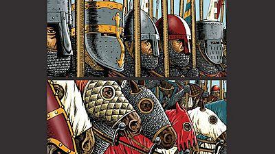 Esto me suena. Las tardes del Ciudadano García - La batalla de Las Navas de Tolosa, en cómic - Escuchar ahora
