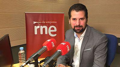 """Las mañanas de RNE - Luis Tudanca (PSOE): """"La decisión sobre el sentido del voto la deberían tomar los militantes"""" - Escuchar ahora"""