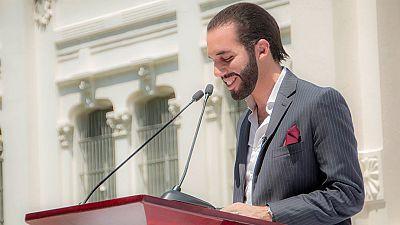 América hoy - Nayib Bukele, alcalde de San Salvador - 17/10/16 - escuchar ahora