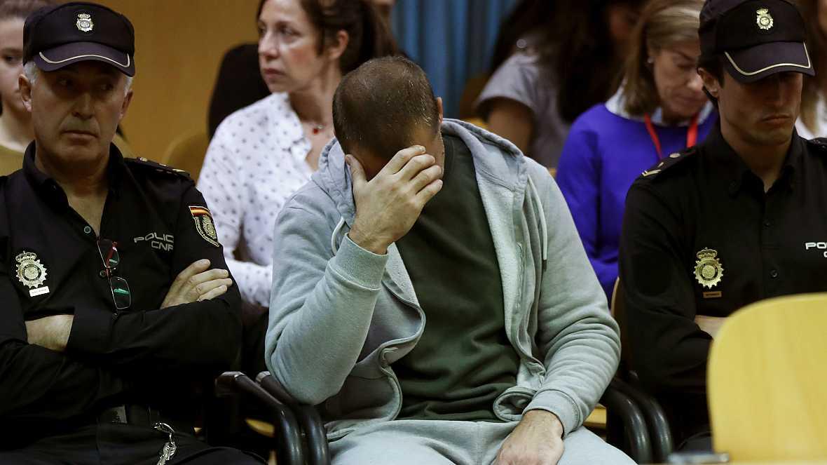 Boletines RNE - El presunto pederasta de Ciudad Lineal se niega a declarar - 18/10/16 - Escuchar ahora