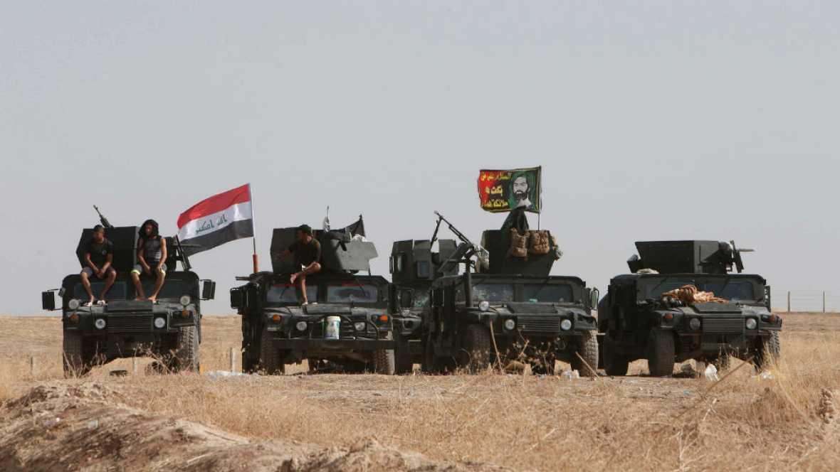 Las mañanas de RNE - El Pentágono denuncia que el Daesh usa a civiles como escudos humanos en Mosul - Escuchar ahora