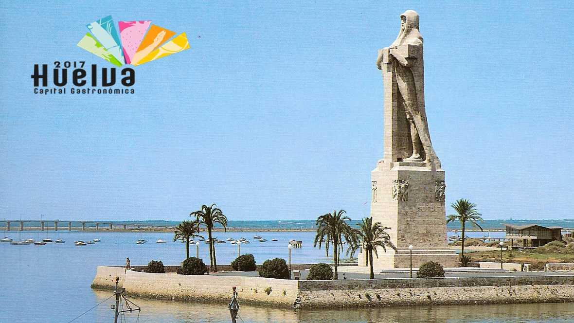 Marca España - Huelva, Capital Española de la Gastronomía 2017 - 19/10/16 - escuchar ahora