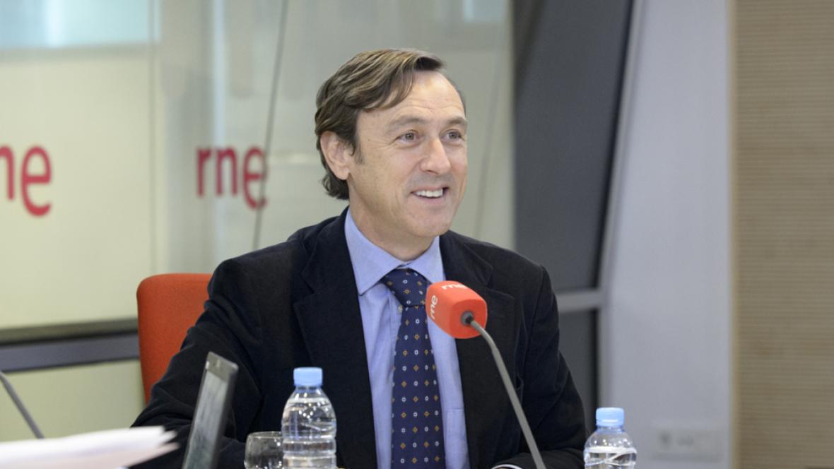 """Las mañanas de RNE - Rafael Hernando (PP): """"La legislatura no tiene por qué ser corta"""" - Escuchar ahora"""