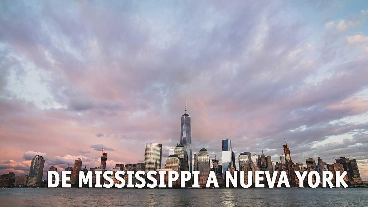 De Mississippi a Nueva York - Walker, Cage, Bernstein, MacDowell - 21/10/16 - escuchar ahora