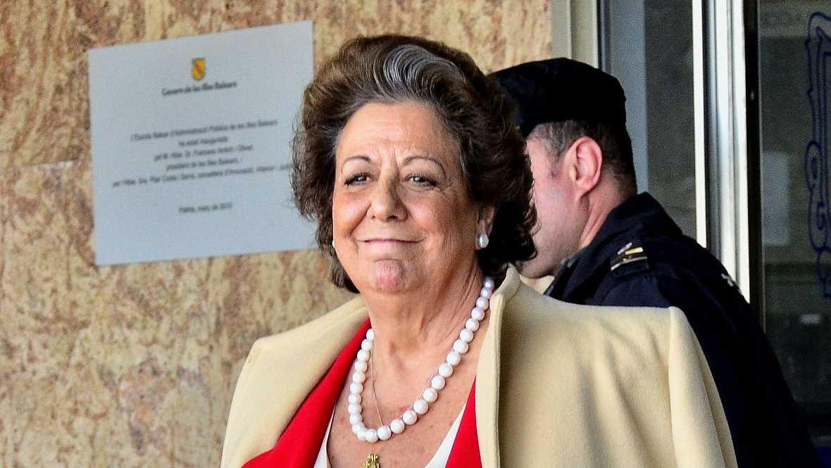 Las mañanas de RNE - Rita Barberá declarará como investigada  en el Supremo - Escuchar ahora