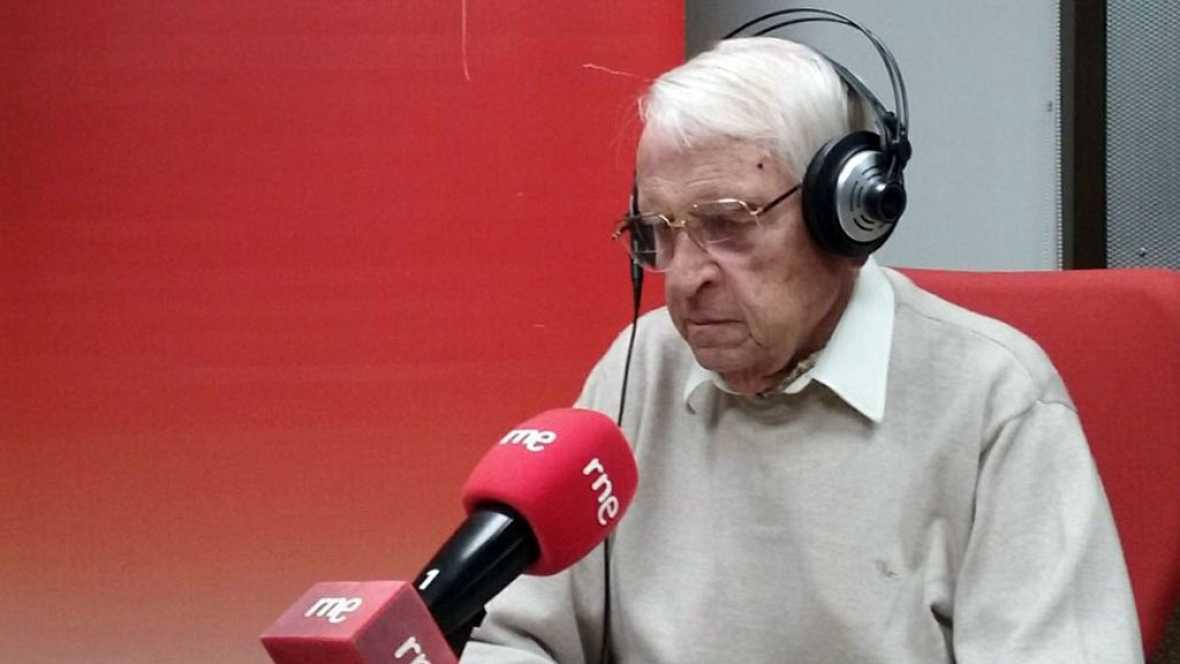 Gente despierta - Cristóbal Halffter presenta su ensayo sobre la composición musical - Escuchar ahora