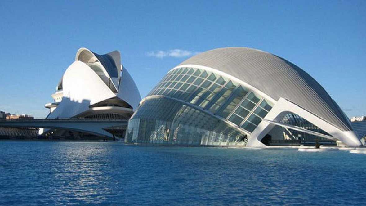 España.com en REE - Calatrava, un arquitecto polémico y genial - escuchar ahora