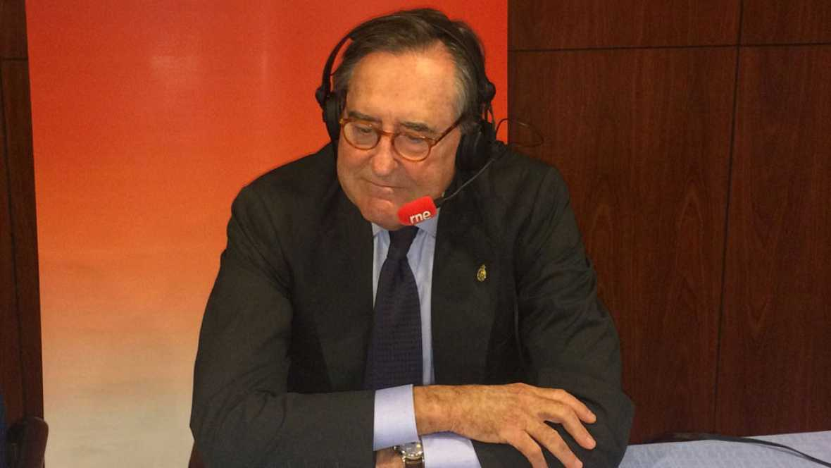 """Las mañanas de RNE - Matías Rodríguez Inciarte: """"Todos esperamos impacienes la presencia de la princesa Leonor"""" - Escuchar ahora"""