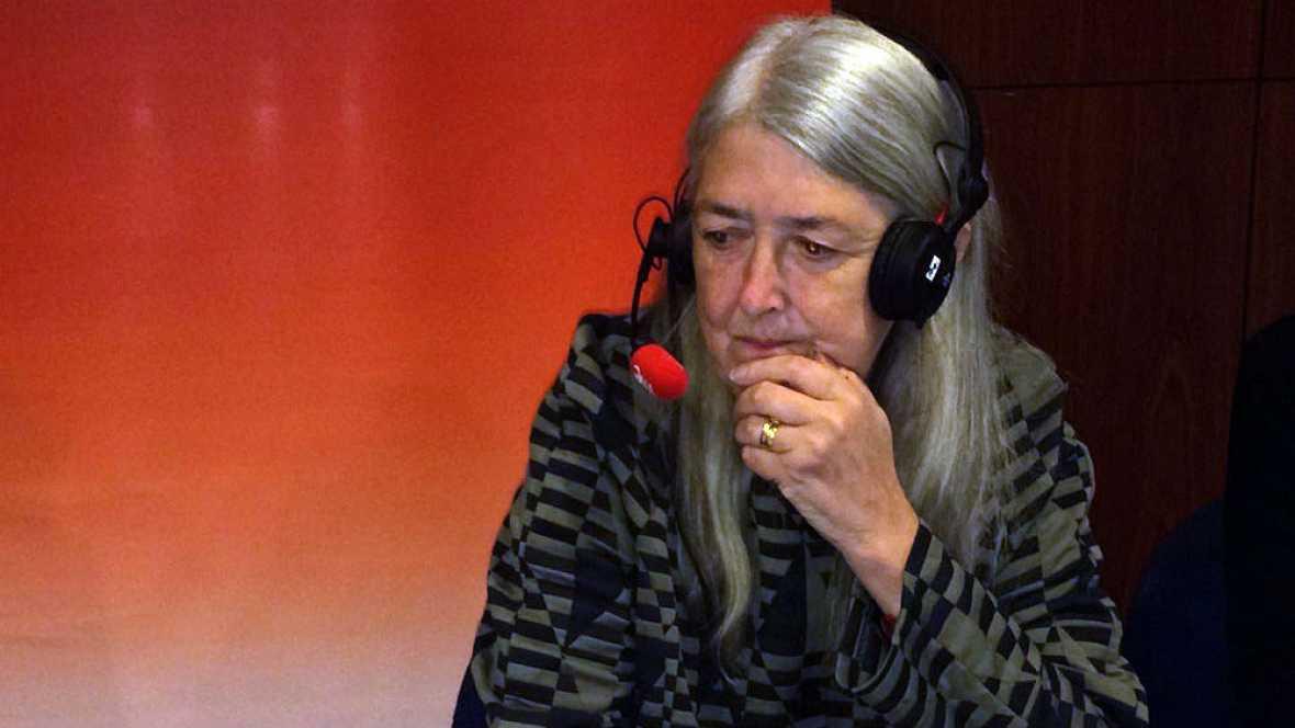 """Las mañanas de RNE - Premio Princesa de Asturias de Ciencias Sociales 2016, Mary Beard: """"Los romanos crearon la Europa moderna"""" - Escuchar ahora"""