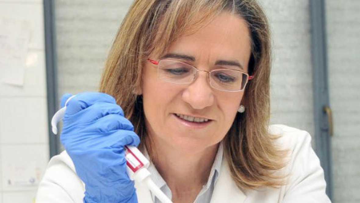 Marca España - María José Alonso, segunda española en la Academia de Medicina de EE. UU. - 21/10/16 - escuchar ahora
