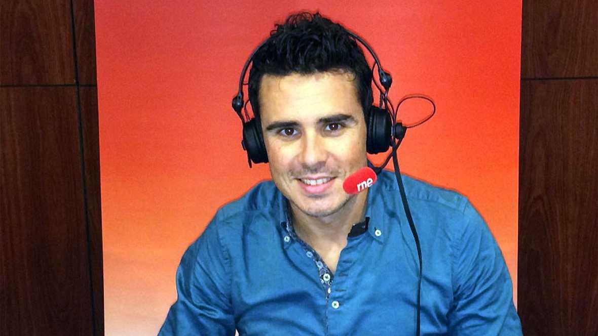 """Las mañanas de RNE -  Javier Gómez Noya: """"La presión la considero como algo positivo"""" - Escuchar ahora"""