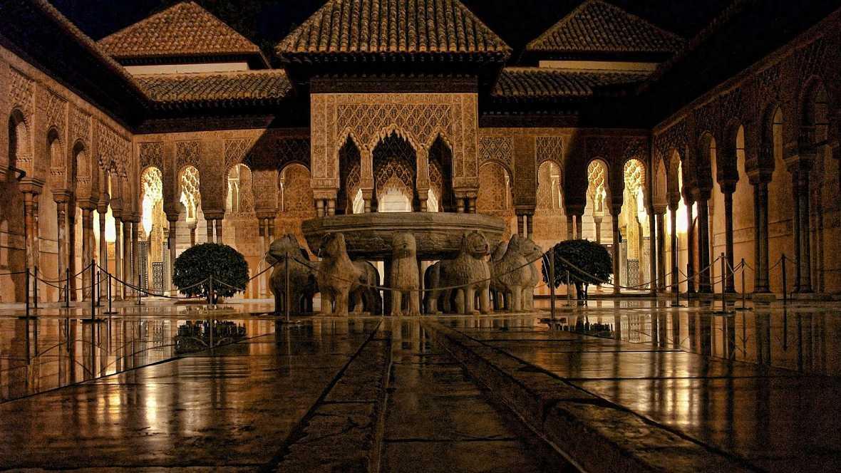 """Cuaderno de notas -  El """"Adiós a la Alhambra"""" de Jesús de Monasterio - 22/10/16 - Escuchar ahora"""