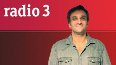 Paralelo 3 en Radio 3 - #132 Pangaea + Frequencies - 21/10/16 - escuchar ahora