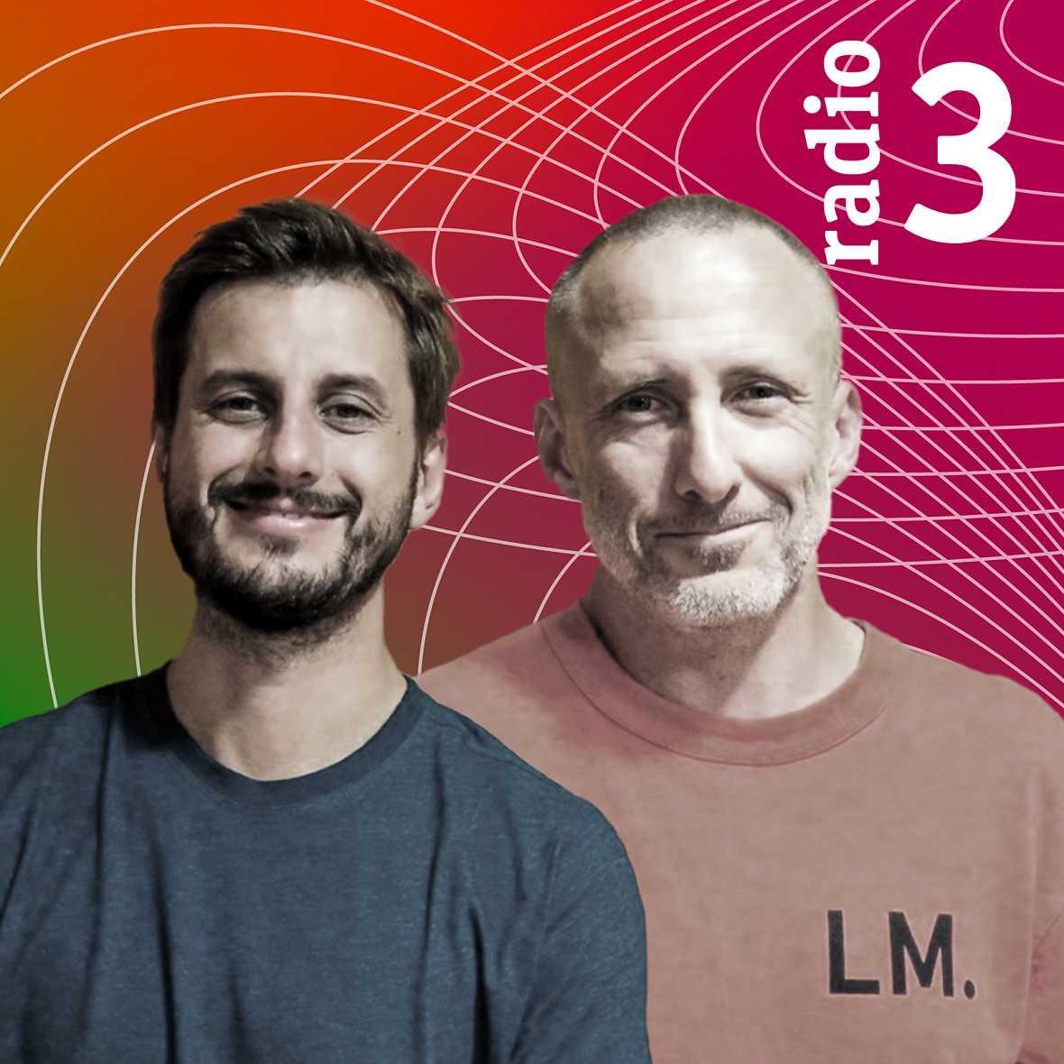 Lapsus - #102, Más Novedades Discográficas - 22/10/16 - escuchar ahora