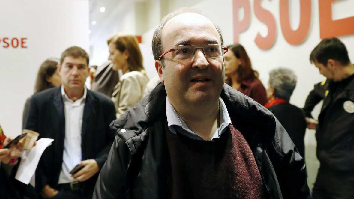 Boletines RNE - Los perdedores afirman que el reglamento del grupo parlamentario permite el voto en conciencia - Escuchar ahora