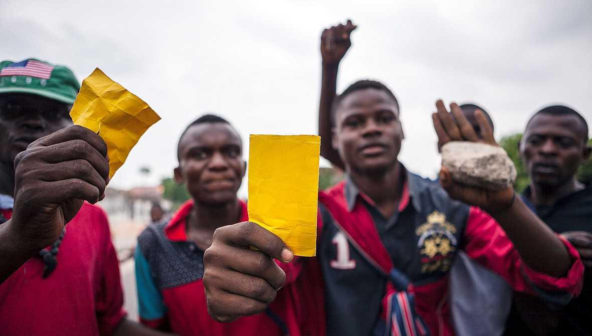 """África hoy - Jornada de protesta """"ciudad muerta"""" en Kinshasa - 21/10/16 - escuchar ahora"""