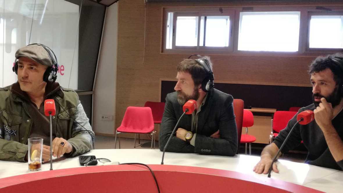 Las mañanas de RNE - Roberto Álamo, Antonio de la Torre y Rodrigo Sorogoyen presentan 'Que dios nos perdone' - Escuchar ahora