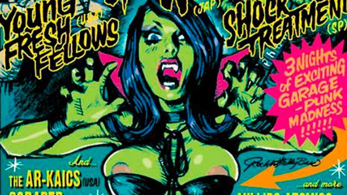 El sótano - Especial XI Funtastic Dracula Carnival - 24/10/16 - escuchar ahora