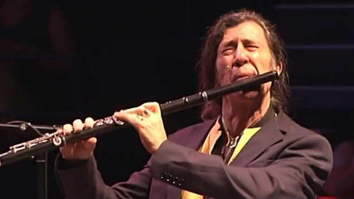 Salimos por el mundo - Nuevo proyecto musical de Jorge Pardo - 24/10/16 - escuchar ahora