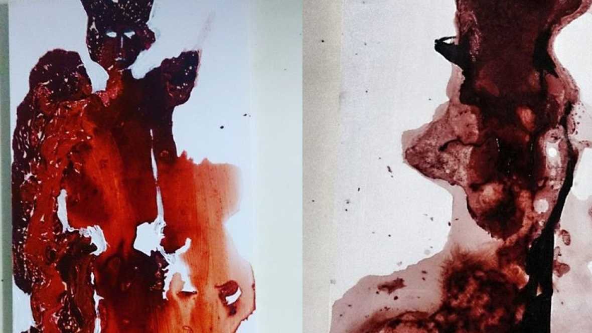 """Punto de enlace - La artista Concha Mayordomo se """"desnuda"""" en su último trabajo - 25/10/16 - escuchar ahora"""