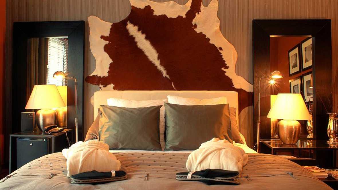 Marca España - El grupo hotelero Carris presenta su nueva unidad de negocio: Bluesock Hostels - 25/10/16 - escuchar ahora