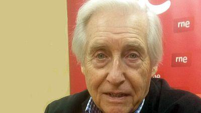 Las mañanas de RNE - Joaquín Achúcarro, más de 70 años dedicado al piano - Escuchar ahora