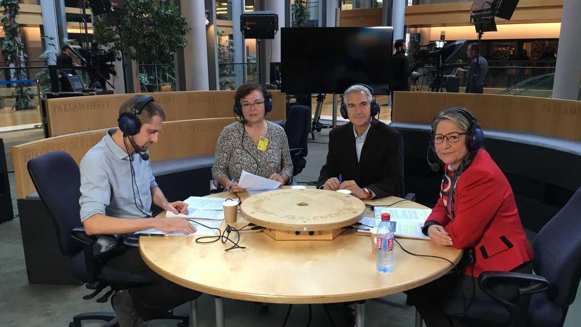 Europa abierta - Las posibilidades de supervivencia del CETA - 25/10/16 - escuchar ahora